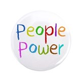 People Power 3.5&amp;quot; Button (100 pack)