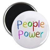 People Power 2.25&amp;quot; Magnet (10 pack)