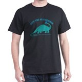 Save The Apatosaurus T-Shirt