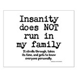 Insane Family Small Poster