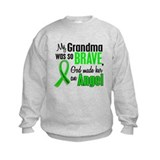 Angel 1 NH Lymphoma Sweatshirt