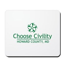 Funny Howard Mousepad