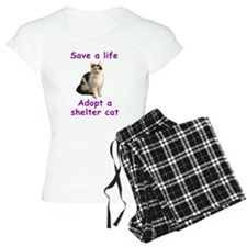 Shelter Cat Pajamas