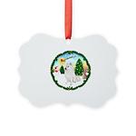 Take Off1/Am Eskimo #5 Picture Ornament