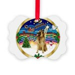 XmasMusic 3/Tervuren Picture Ornament