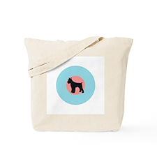The Low-Vis Tote Bag