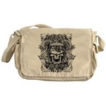 Ecto Radio Horror Show Messenger Bag