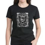 Ecto Radio Horror Show Women's Dark T-Shirt