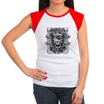 Ecto Radio Horror Show Women's Cap Sleeve T-Shirt