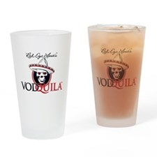 Red Eye Louies Vodquila Drinking Glass