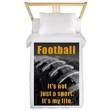 Football Twin Duvet