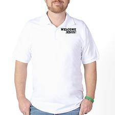 Welcome Jesus T-Shirt