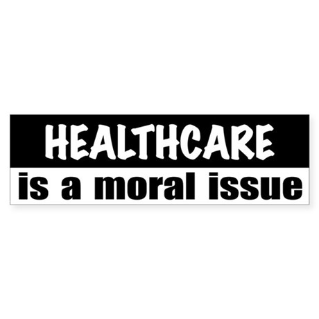 Healthcare Bumper Sticker