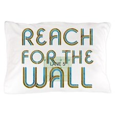 TOP Swim Slogan Pillow Case