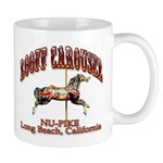 Loof Carousel on the Pike Mug