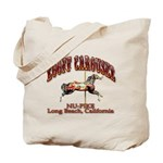 Loof Carousel on the Pike Tote Bag