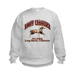 Loof Carousel on the Pike Kids Sweatshirt