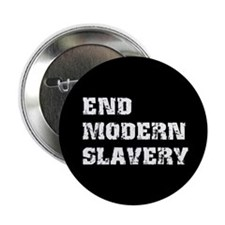 "End Modern Slavery 2.25"" Button (10 pack)"