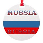 Russianew.png Round Ornament