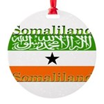 Somaliland.jpg Round Ornament