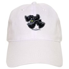 Black Cocker Spaniel Play Cap