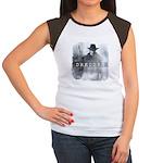White Night Women's Cap Sleeve T-Shirt