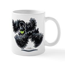 Black Cocker Spaniel Play Mug