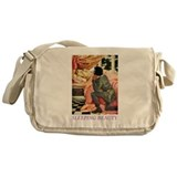 Sleeping Beauty Messenger Bag