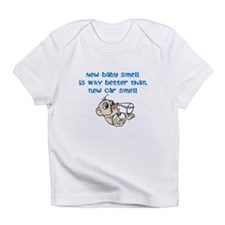 New Baby Smell Infant T-Shirt