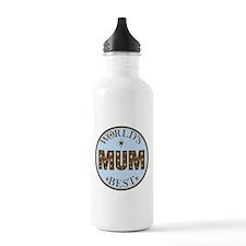 World's Best Mum Water Bottle