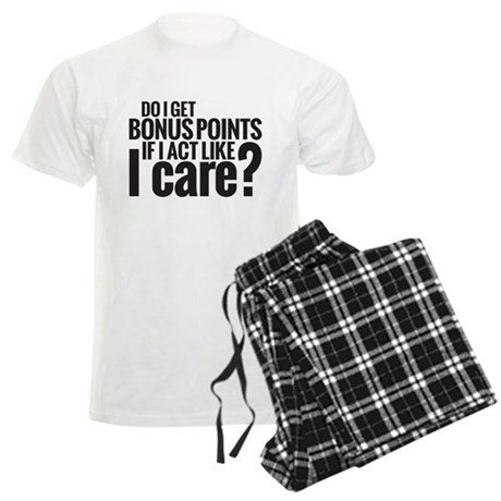Bonus Points Men's Light Pajamas