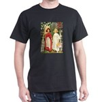 Snow White & Rose Red Dark T-Shirt