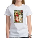 Snow White & Rose Red Women's T-Shirt