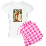 Snow White & Rose Red Women's Light Pajamas