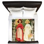 Snow White & Rose Red King Duvet