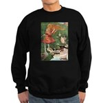 The Goose Girl Sweatshirt (dark)
