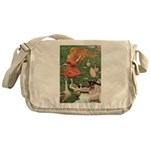 The Goose Girl Messenger Bag