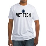 Vet Tech Blue Stripes Shirt