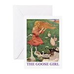 The Goose Girl Greeting Cards (Pk of 20)