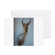 Pearl Lover-2 Greeting Card