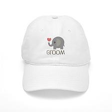 Groom Wedding Elephant Cap