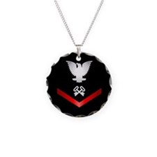 Navy PO3 Storekeeper Necklace