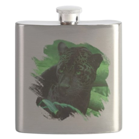 black jaguar Flask