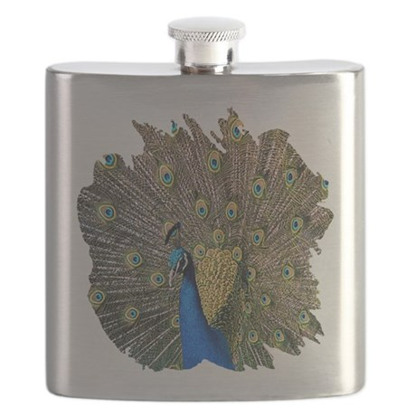 peacock.png Flask