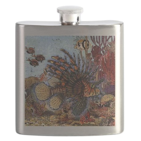 Ocean Window Flask