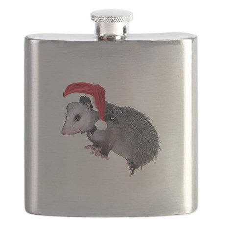 santaspossum.png Flask