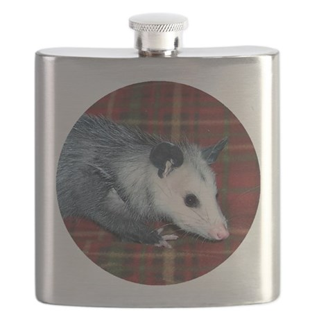 Baby Opossum Flask