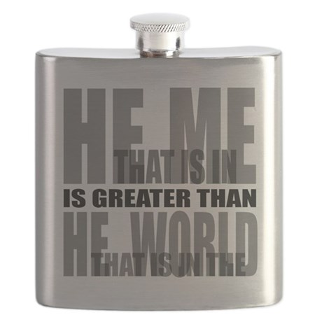 He is Greater Flask
