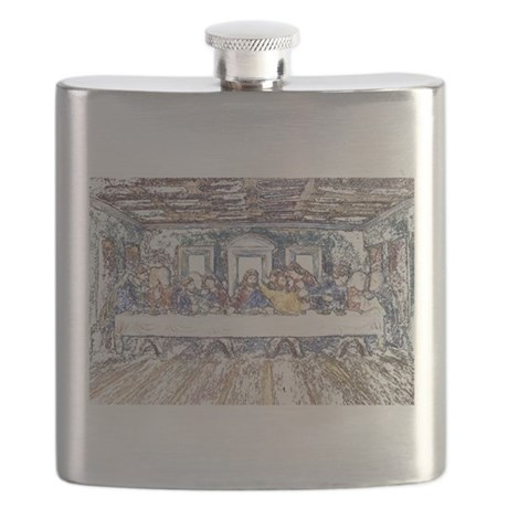 lastsupperpencil2.jpg Flask