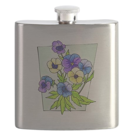 pansies.png Flask